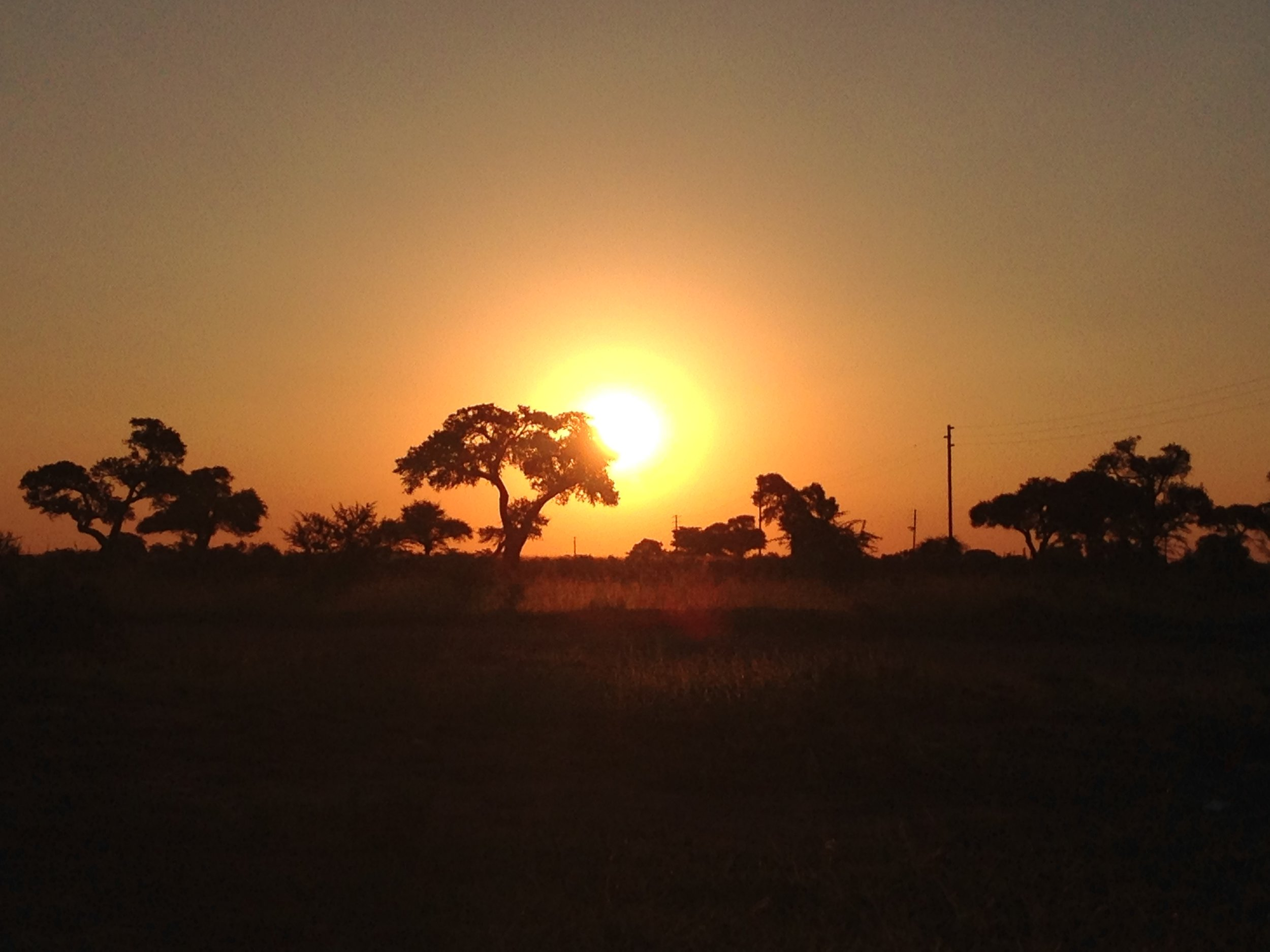 Day's End - Mpumalanga Province, South Africa