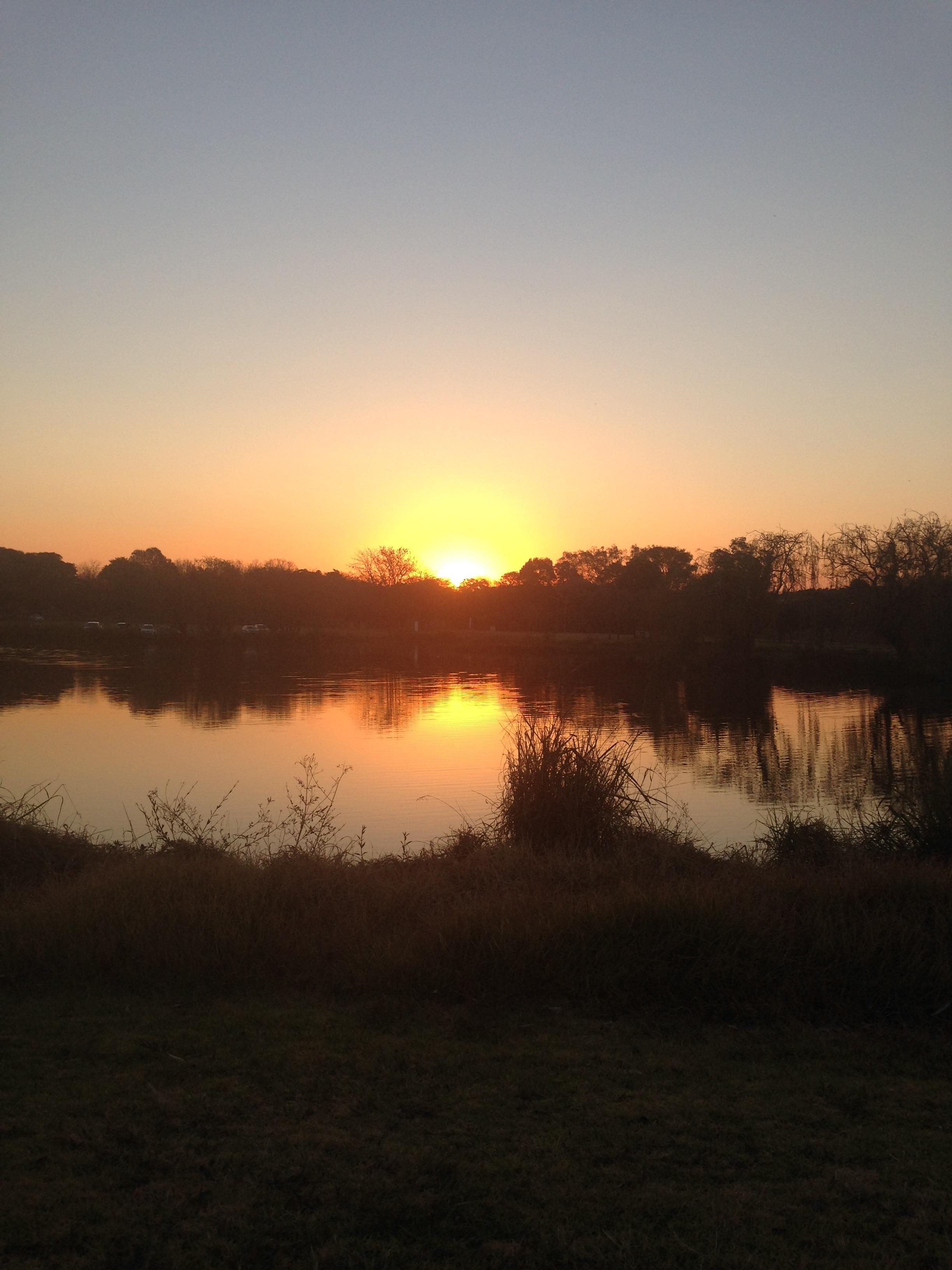 On the Horizon:  Pretoria, South Africa