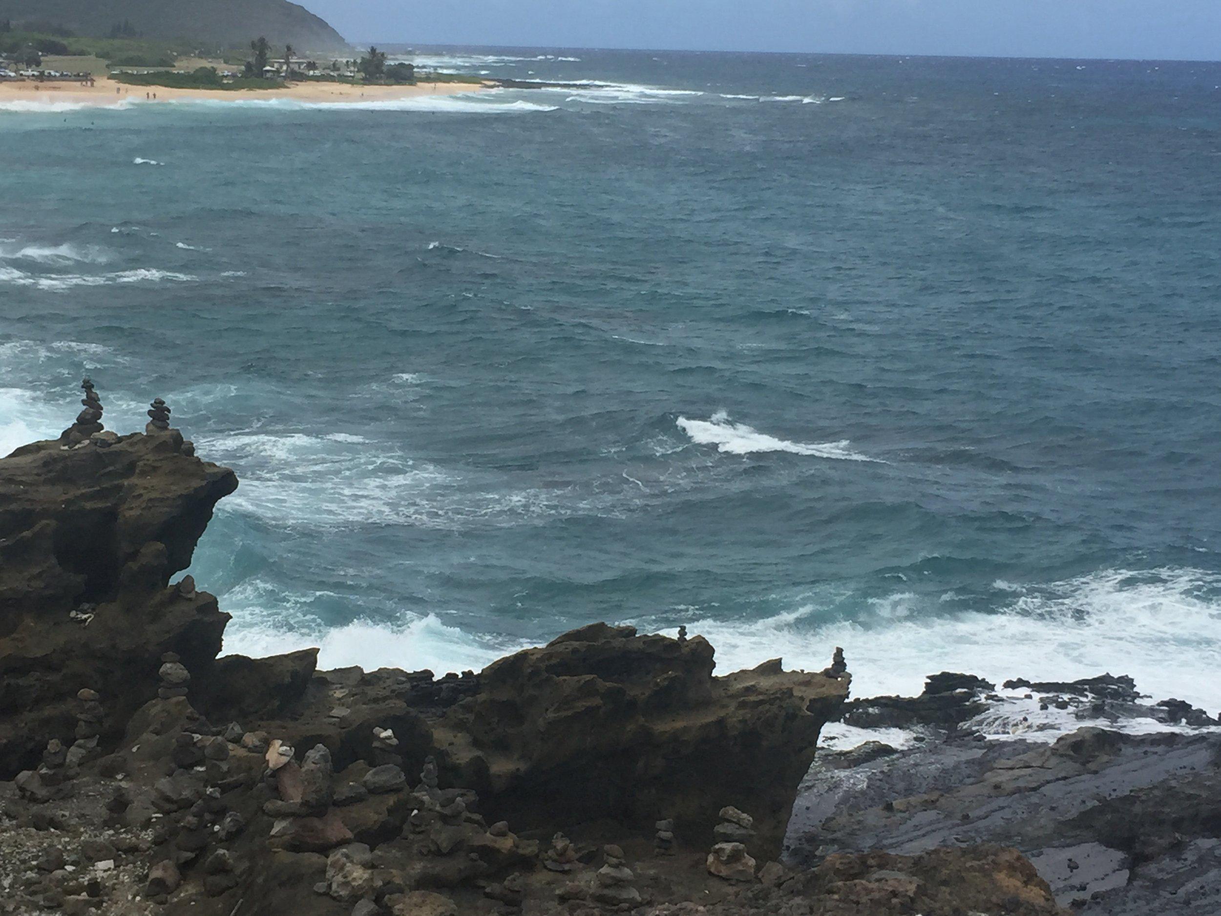 """Ahu""  - Oahu, Hawaii, July 2019"