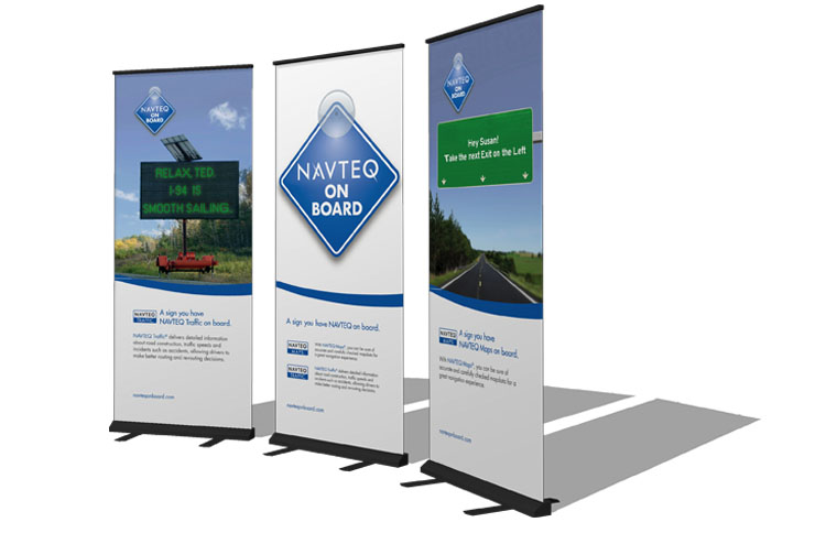 Point of sale banners