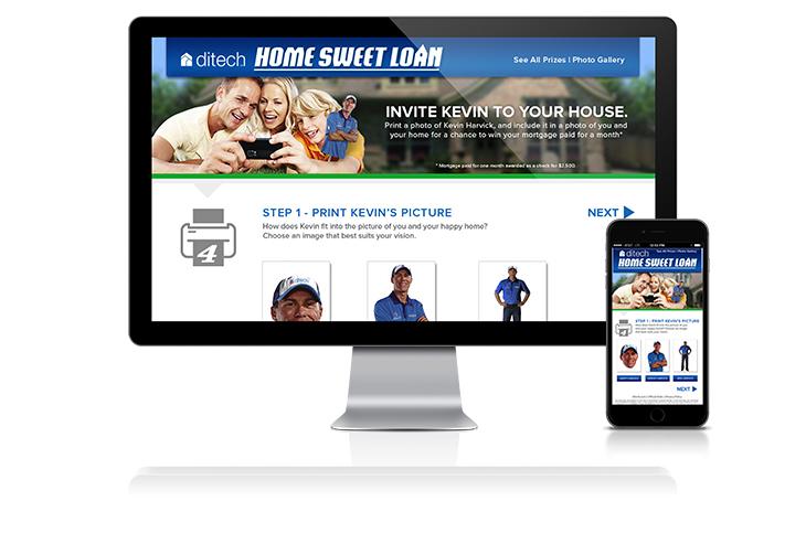 Print ad layouts