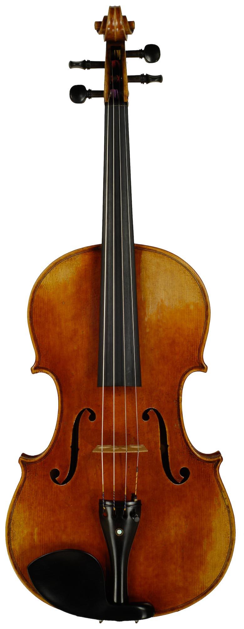 Jay Haide `a l'ancienne Strad Model Viola