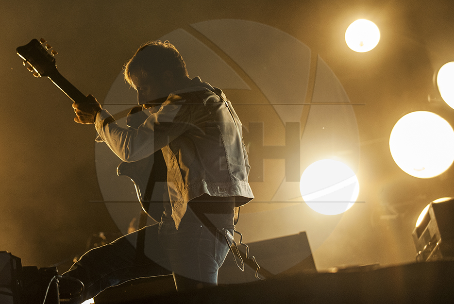 The Black Keys (Dan Auerbach)
