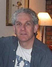 Playwright Steven Schutzman