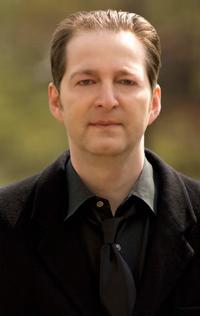 Playwright Martin Blank
