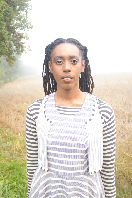Playwright Lenelle Moise
