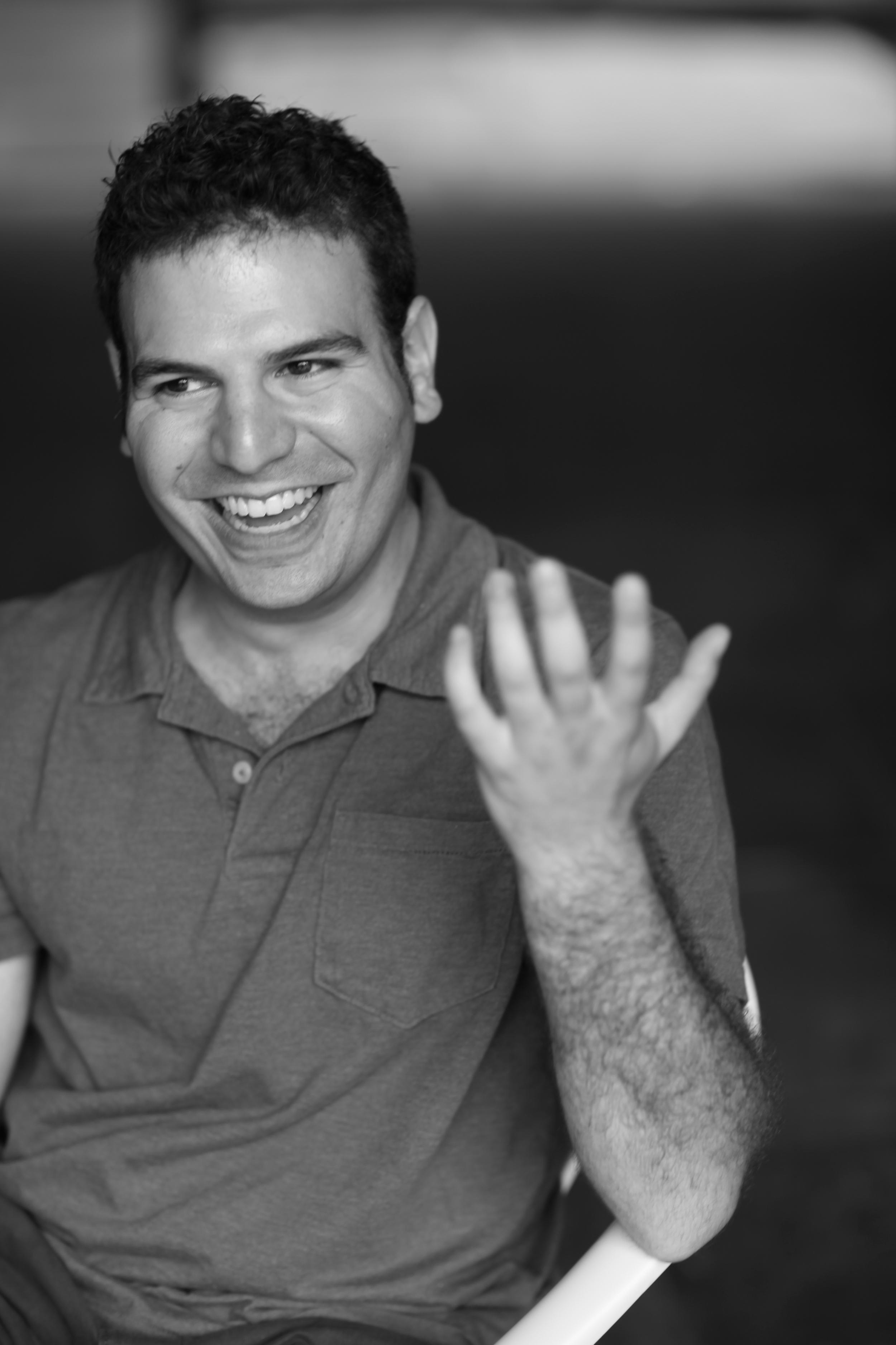 Playwright Michael Ross Albert