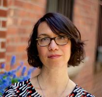 Playwright Sarah Gancher