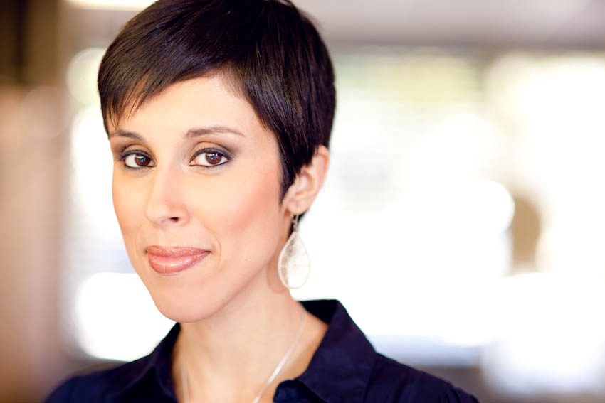 Director Pirronne Yousefzadeh