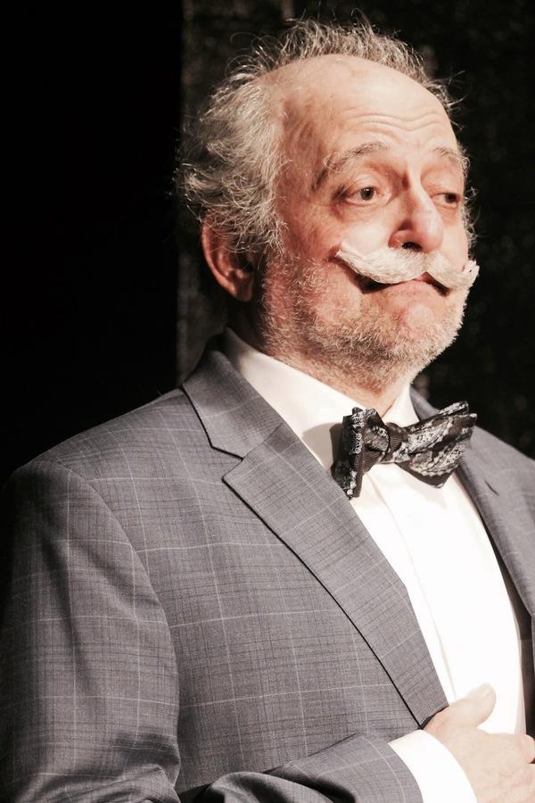 David Mandelbaum, Rabbi in SUMMER NIGHT, WITH UNICORN