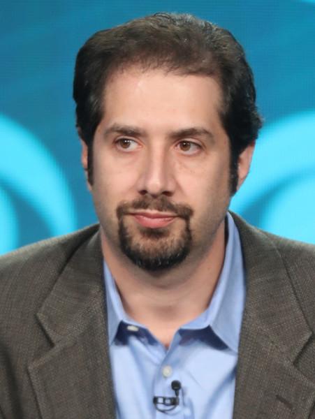 Playwright Neil Goldman -