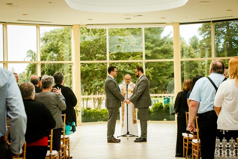 Newton-White-Mansion-Wedding-Ceremony