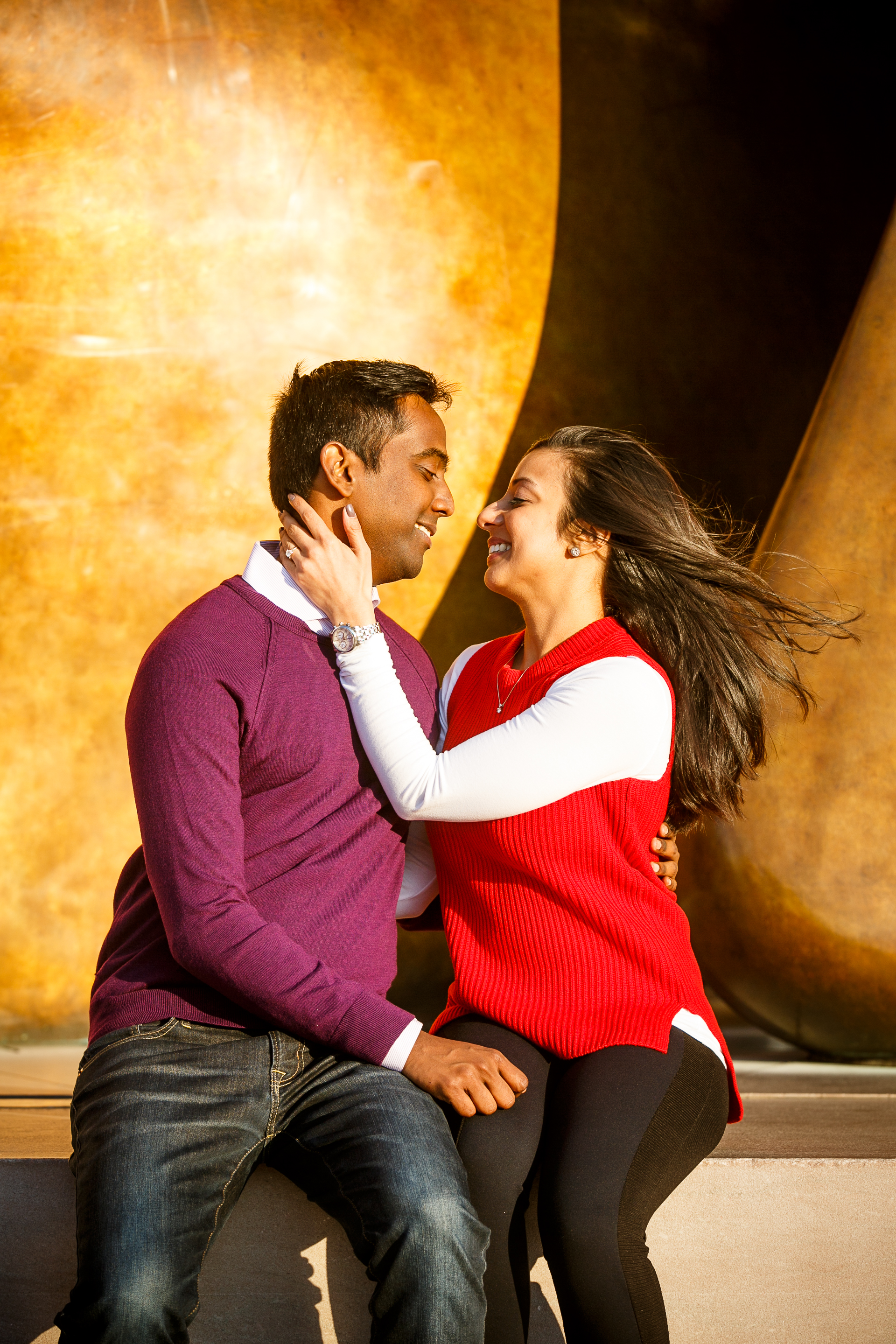 National-Gallery-of-Art-Engagement-Session