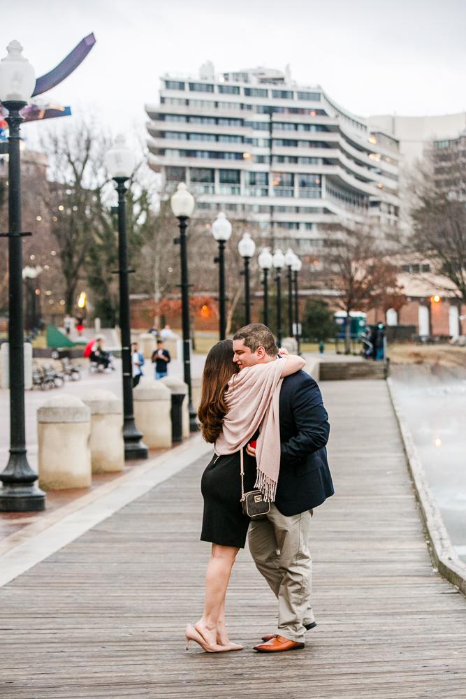Washington-Washington-DC-Georgetown Surprise-Proposal-Photographer