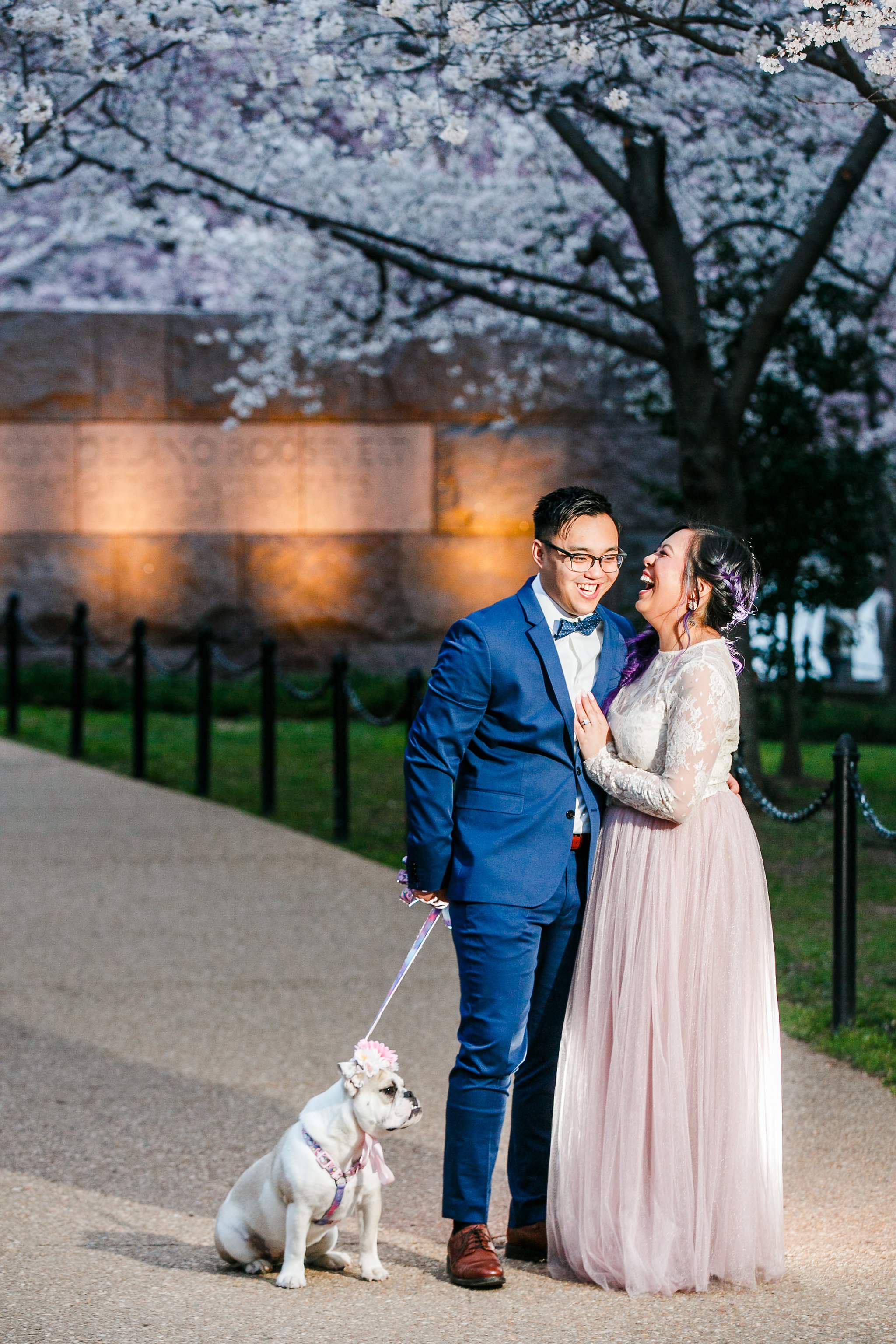 Washington-DC-Sunrise-Cherry-Blossom-Engagement-Session