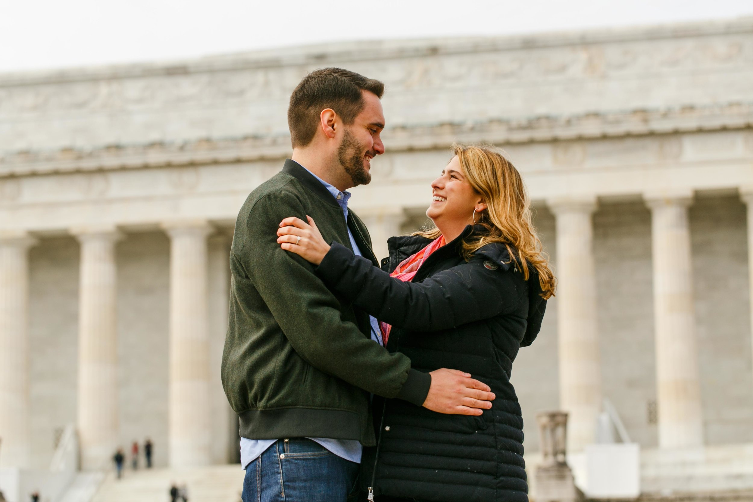 Lincoln-Memorial-Surprise-Proposal