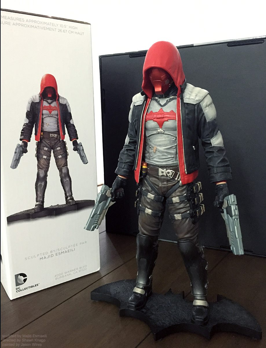 Red Hood for DC