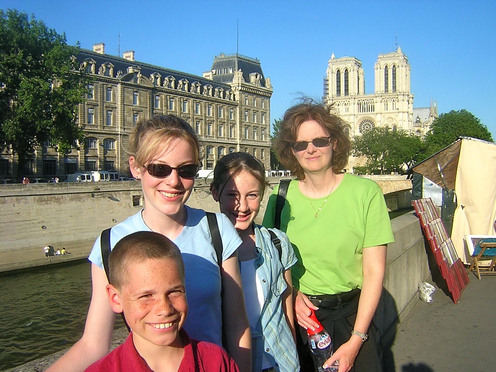 Murrin family, David,Ellen, Allie and Jenniffer5.jpg