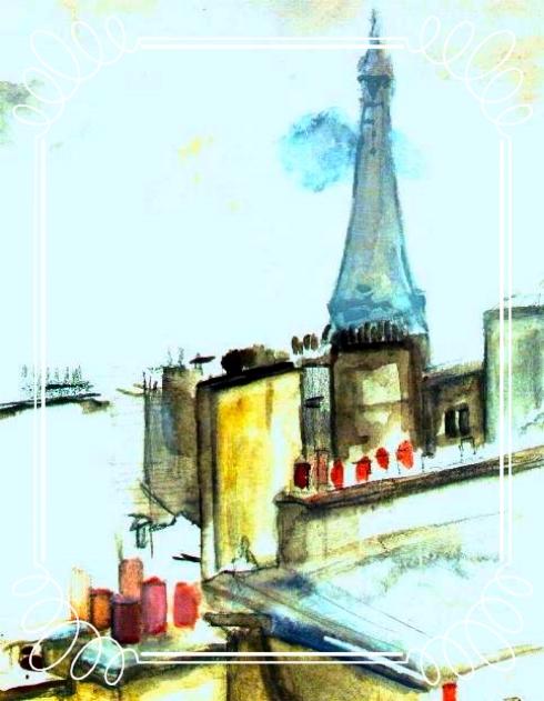 Paris Touring Ideas -