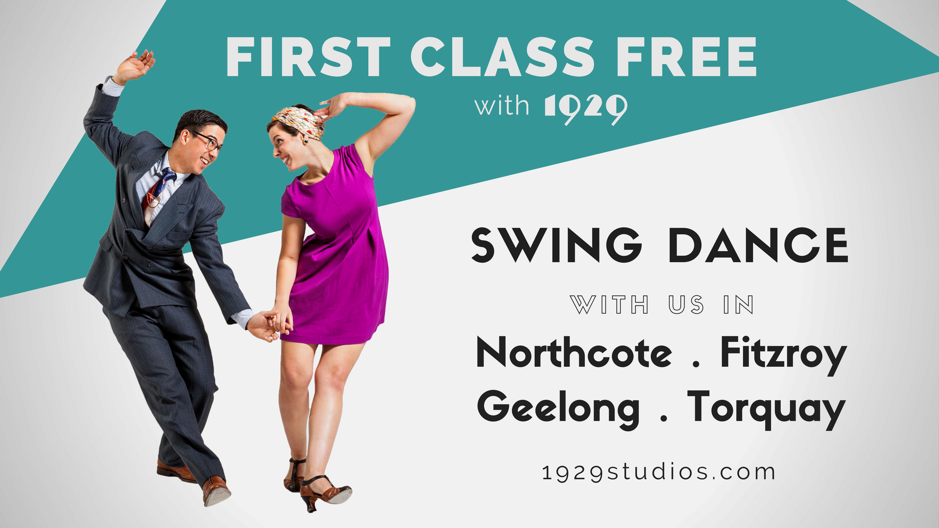 First beginner swing lesson free
