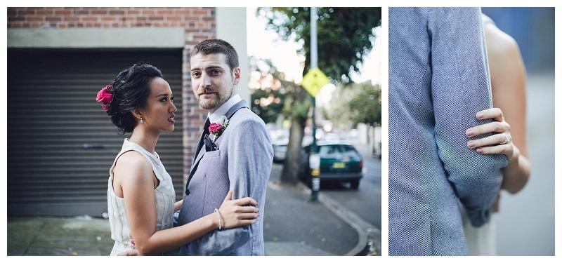 Sydney Wedding | Bride and Groom Portraits