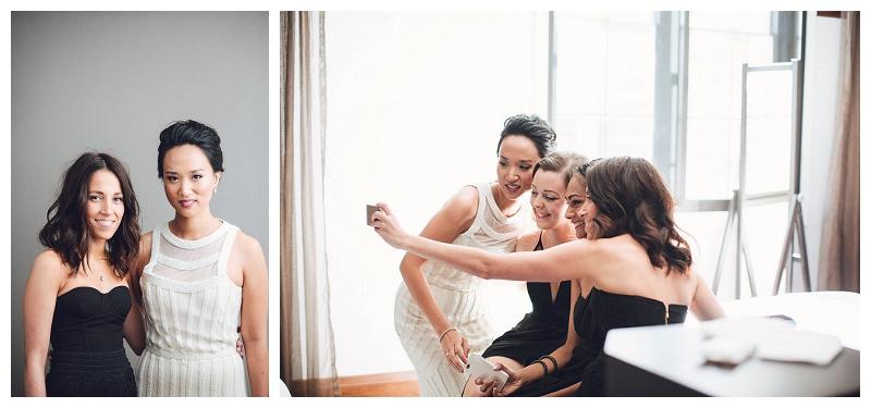 Bridal party |  Sydney Wedding