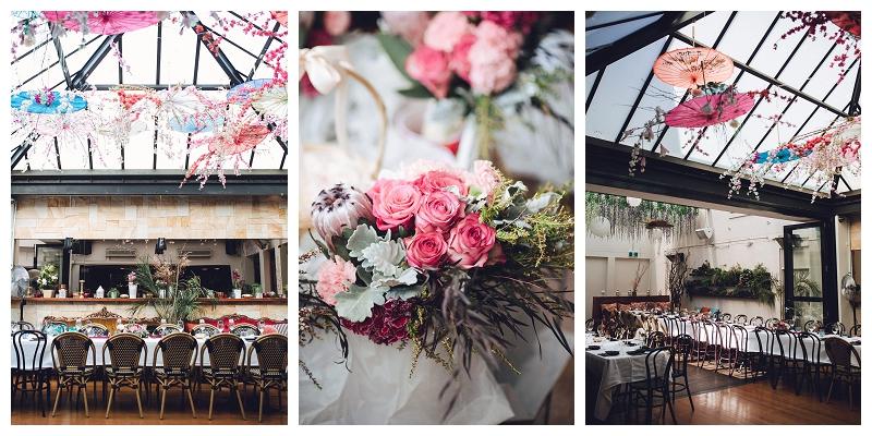 Reception styling  | Sydney Wedding