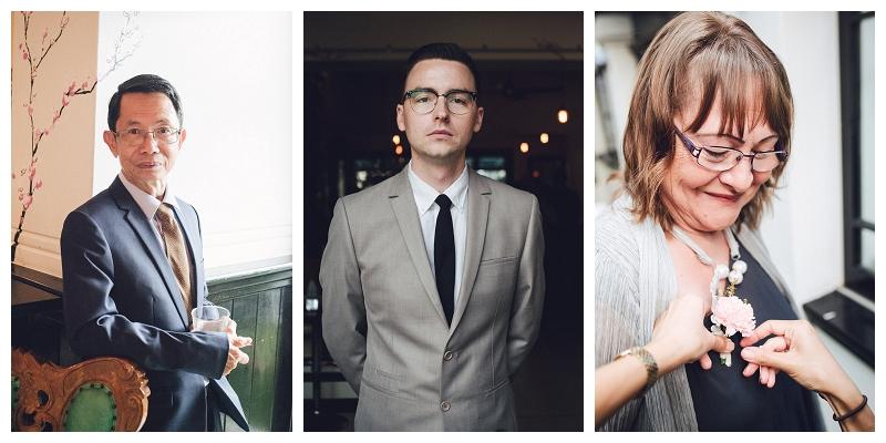 Wedding Portraits | | Sydney Wedding | Crane Bar