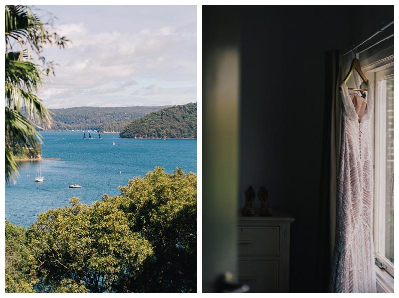 sydney wedding photos and gown