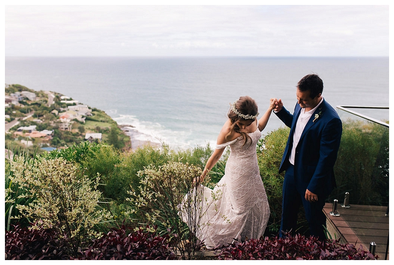 wedding portraits jonah's whale beach