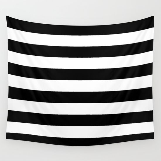 black and white stripe photo booth backdrop