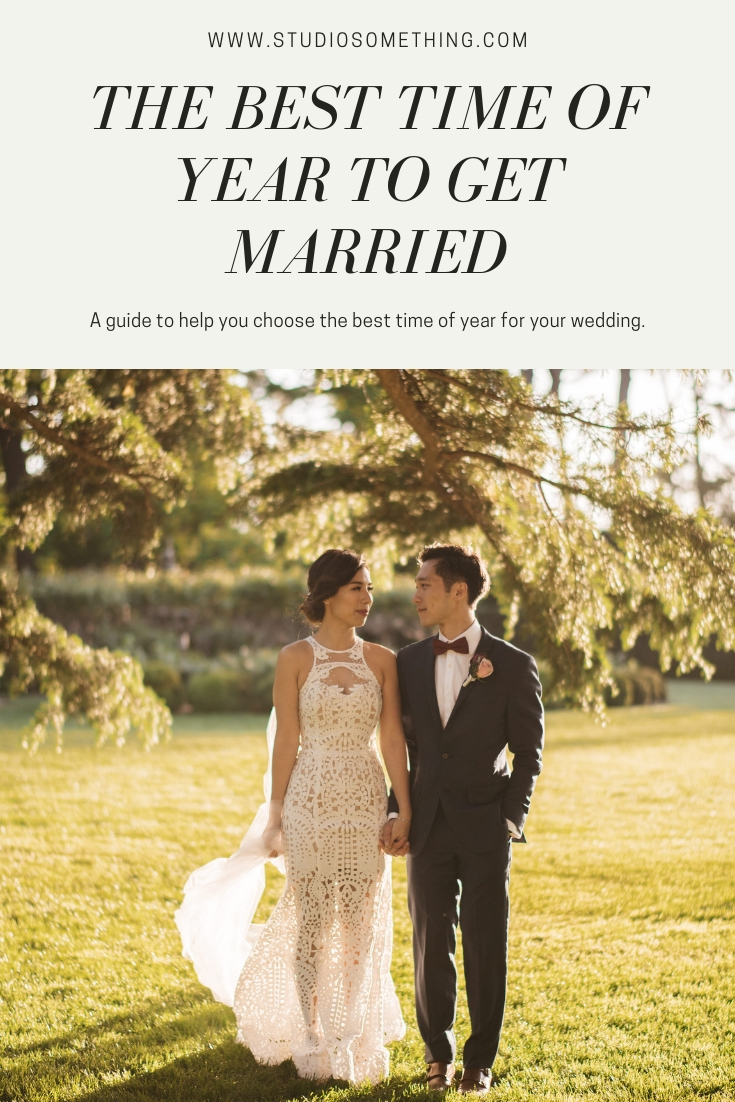 best time of year to get married in sydney