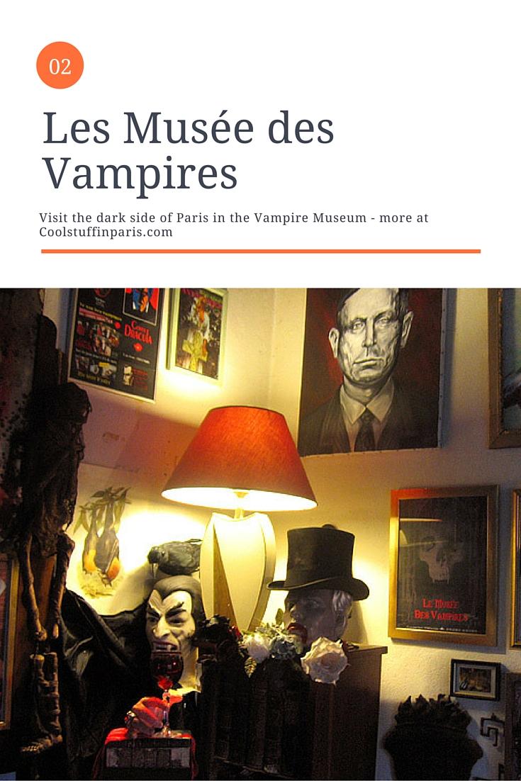 Les Musée des Vampires