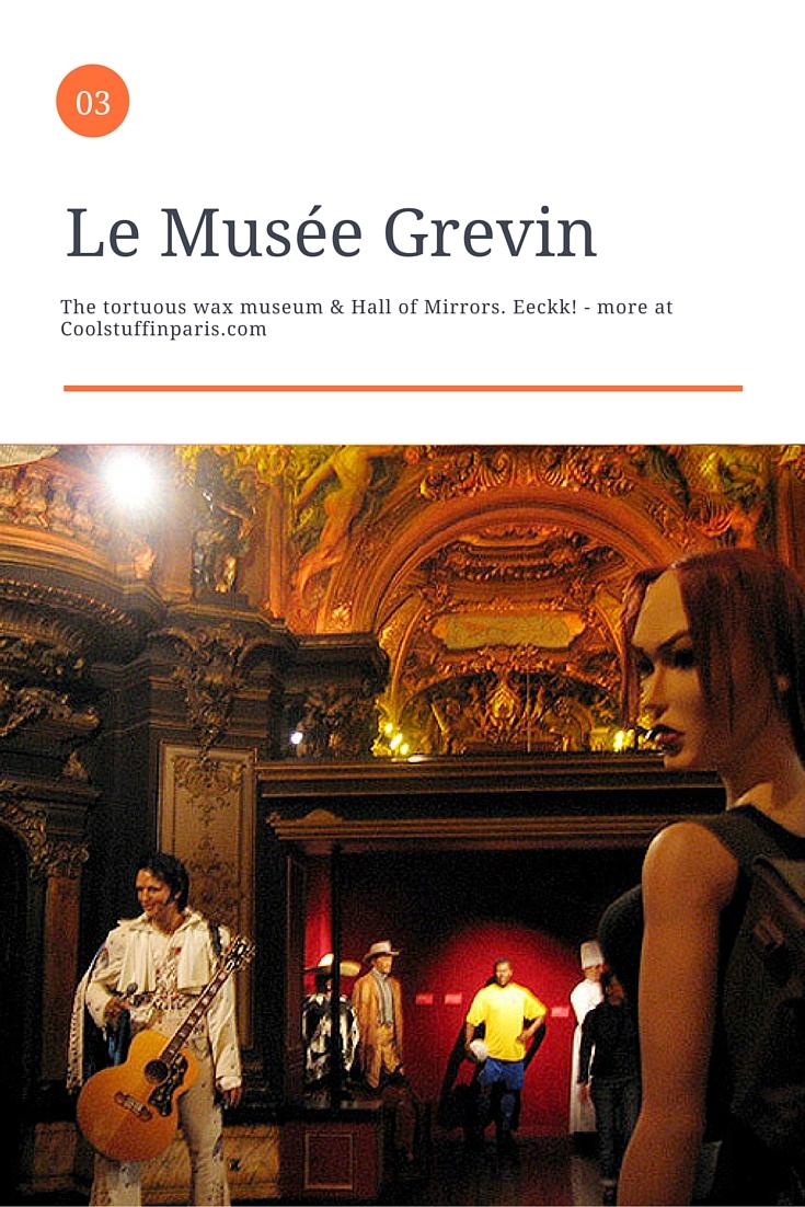 Le Musée Grevin