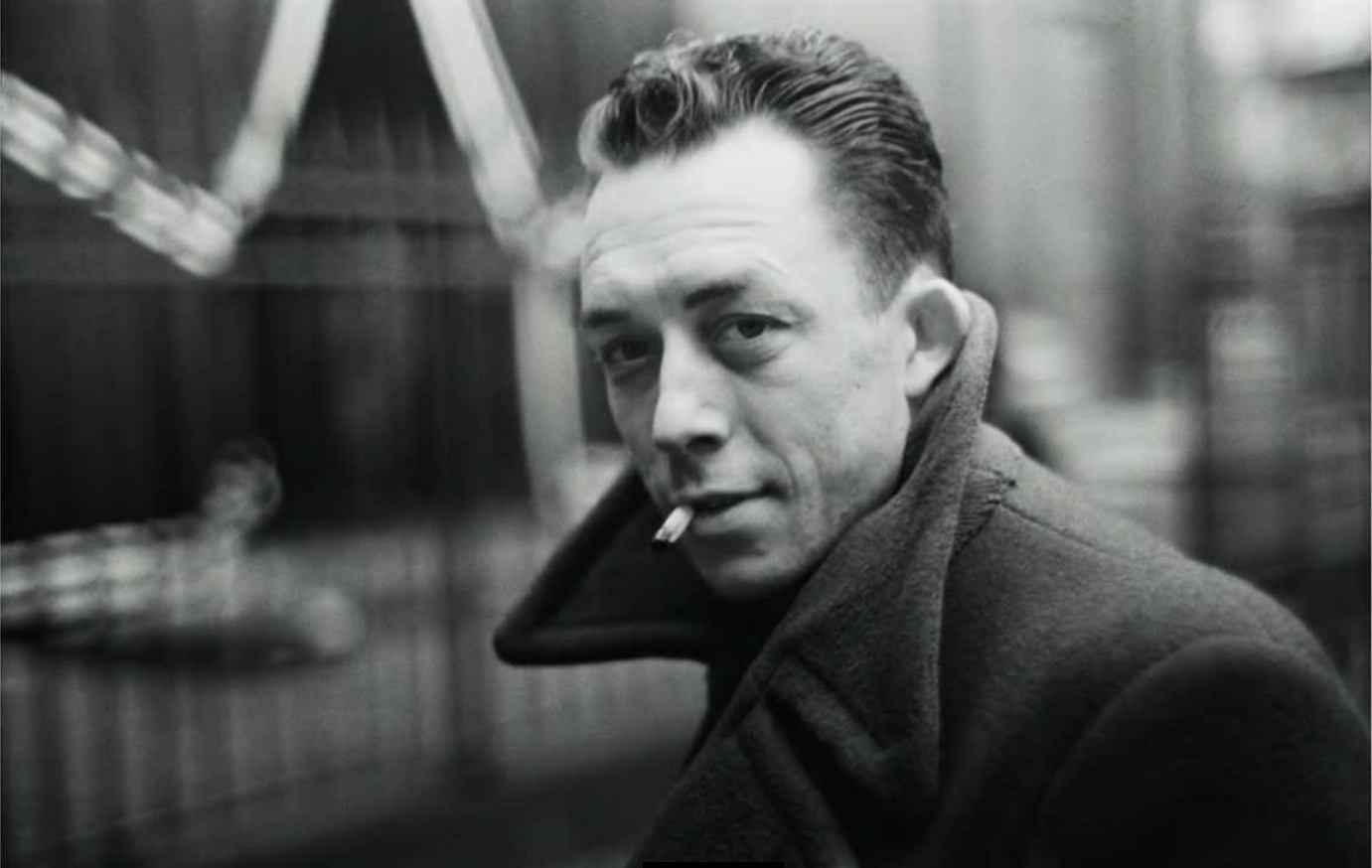 Albert Camus  is a  French philosopher  born in 1913 AD. He was only 47 when he died on January 4th, 1960 AD. He was known for his quotes which are still popular today.  Image credit: vancouversun.com
