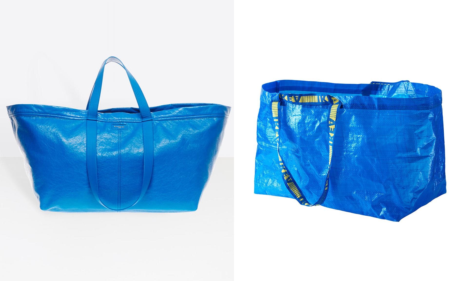 Photo: Balenciaga  &  Ikea