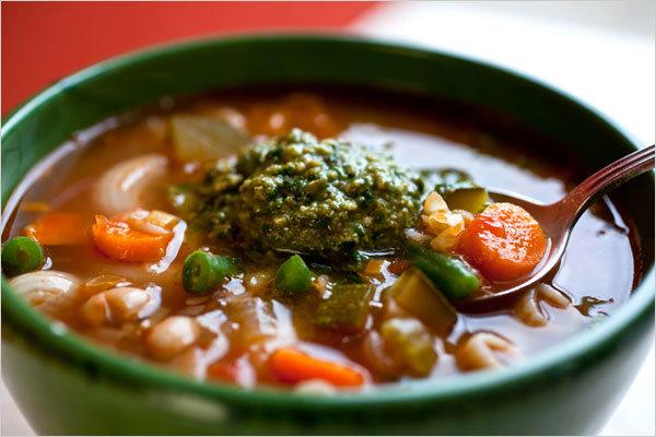 Photo:  https://cooking.nytimes.com/recipes/1013986-soupe-au-pistou