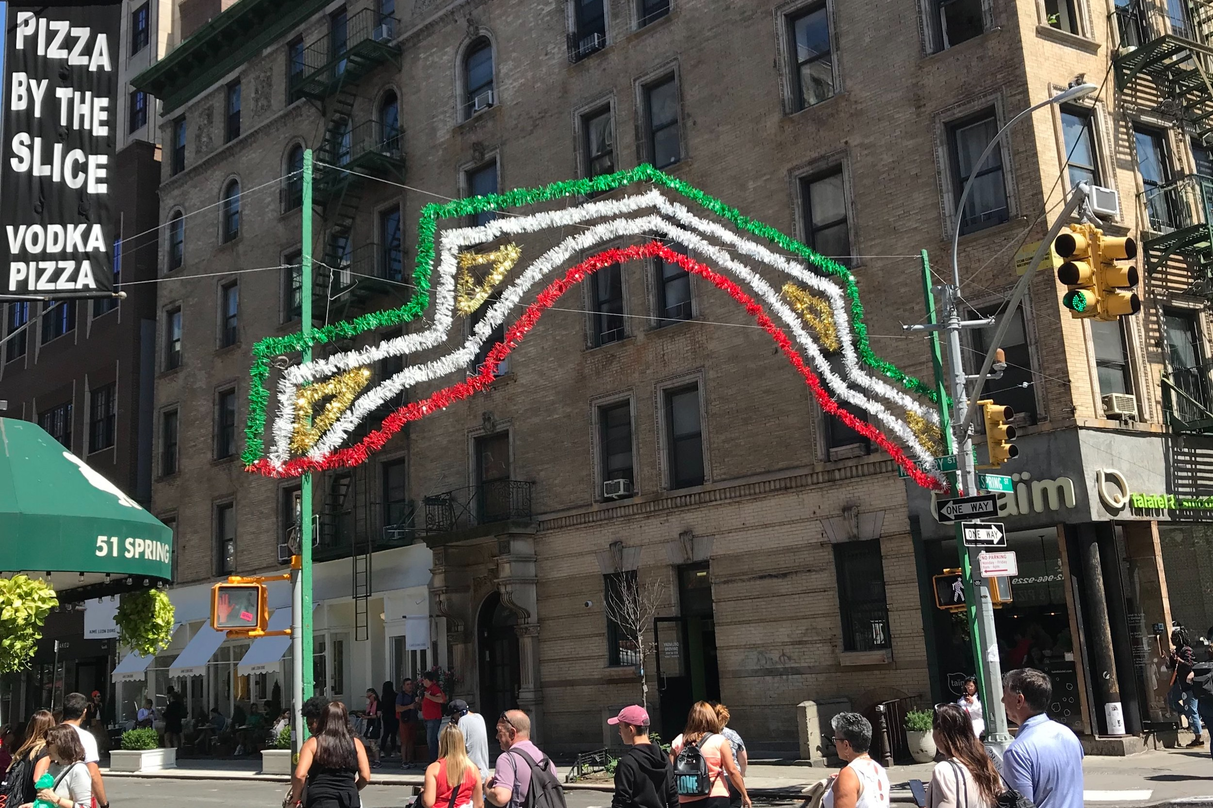 Little Italy ready for the 2019 San Gennaro Feast