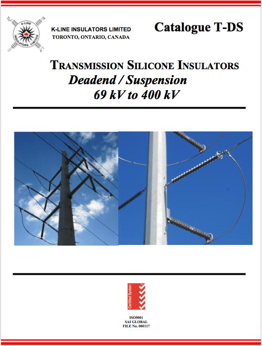 Chapter 2 Transmission Deadend-Suspension Insulators Cat T-DS