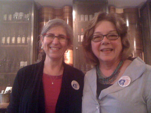 Nancy Meyer and Jenny Rohrer, Co-Producers Women's Voices: the Gender Gap Movie