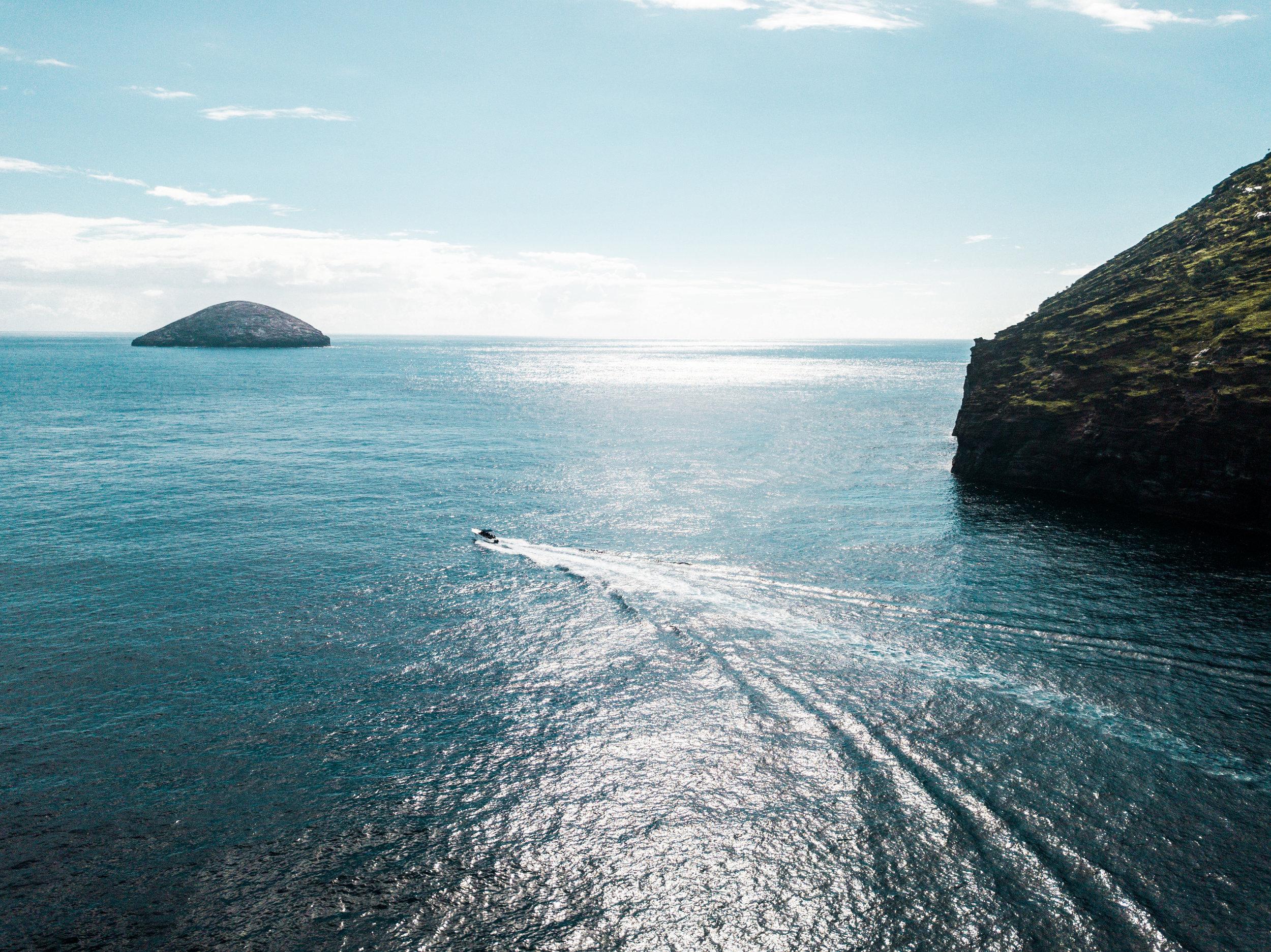 Round and Snake Island