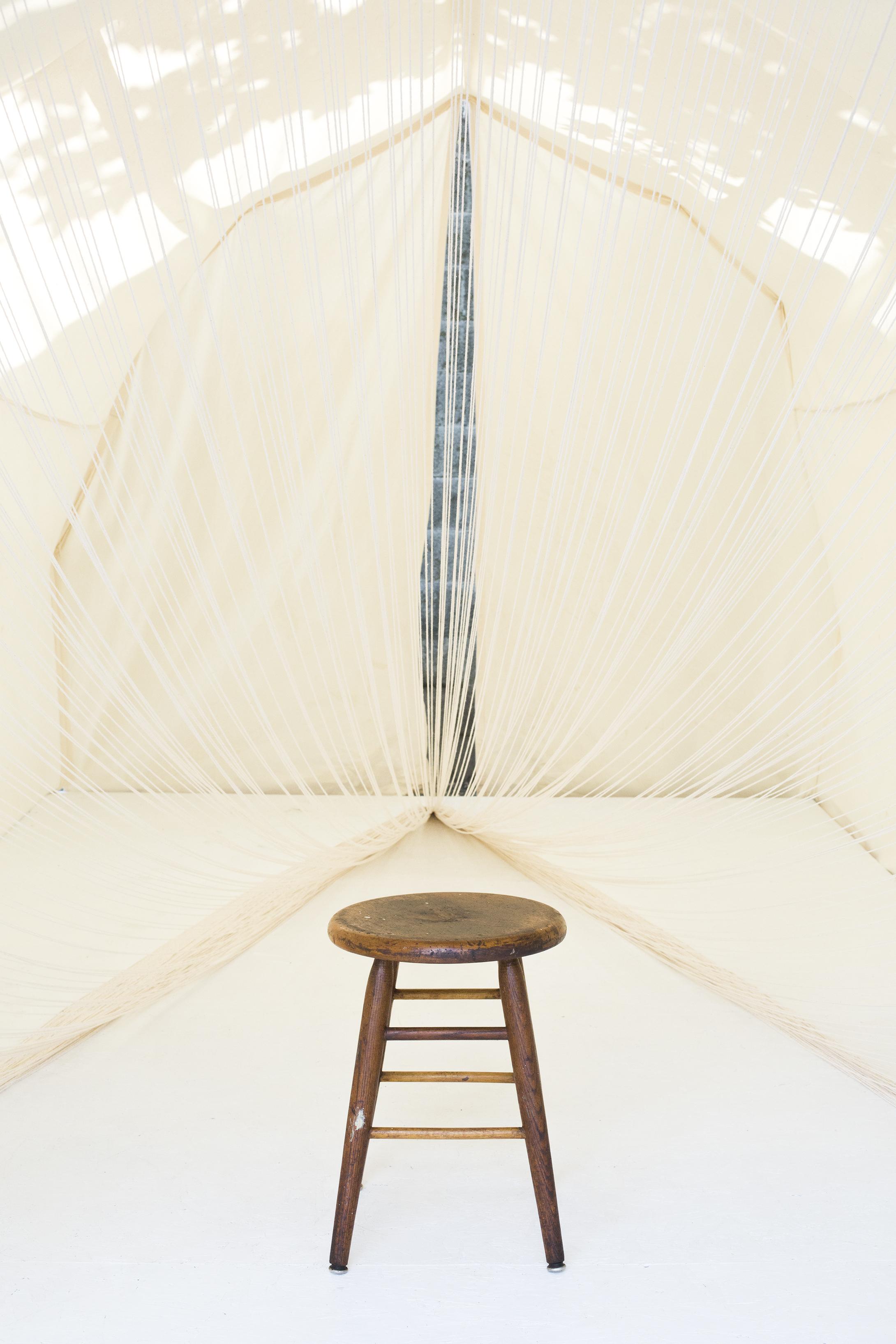 Untitled Space (photo by Julia Barnes-Saltzman)