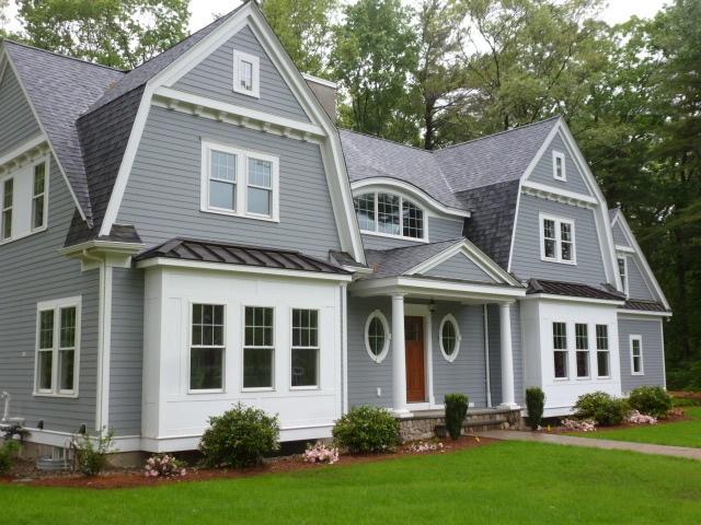 Bedford Gambrel Colonial