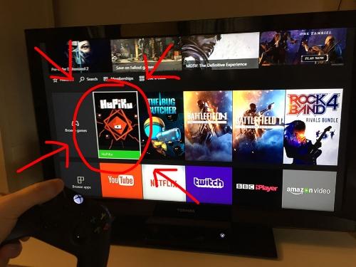 HoPiKo on Xbox One