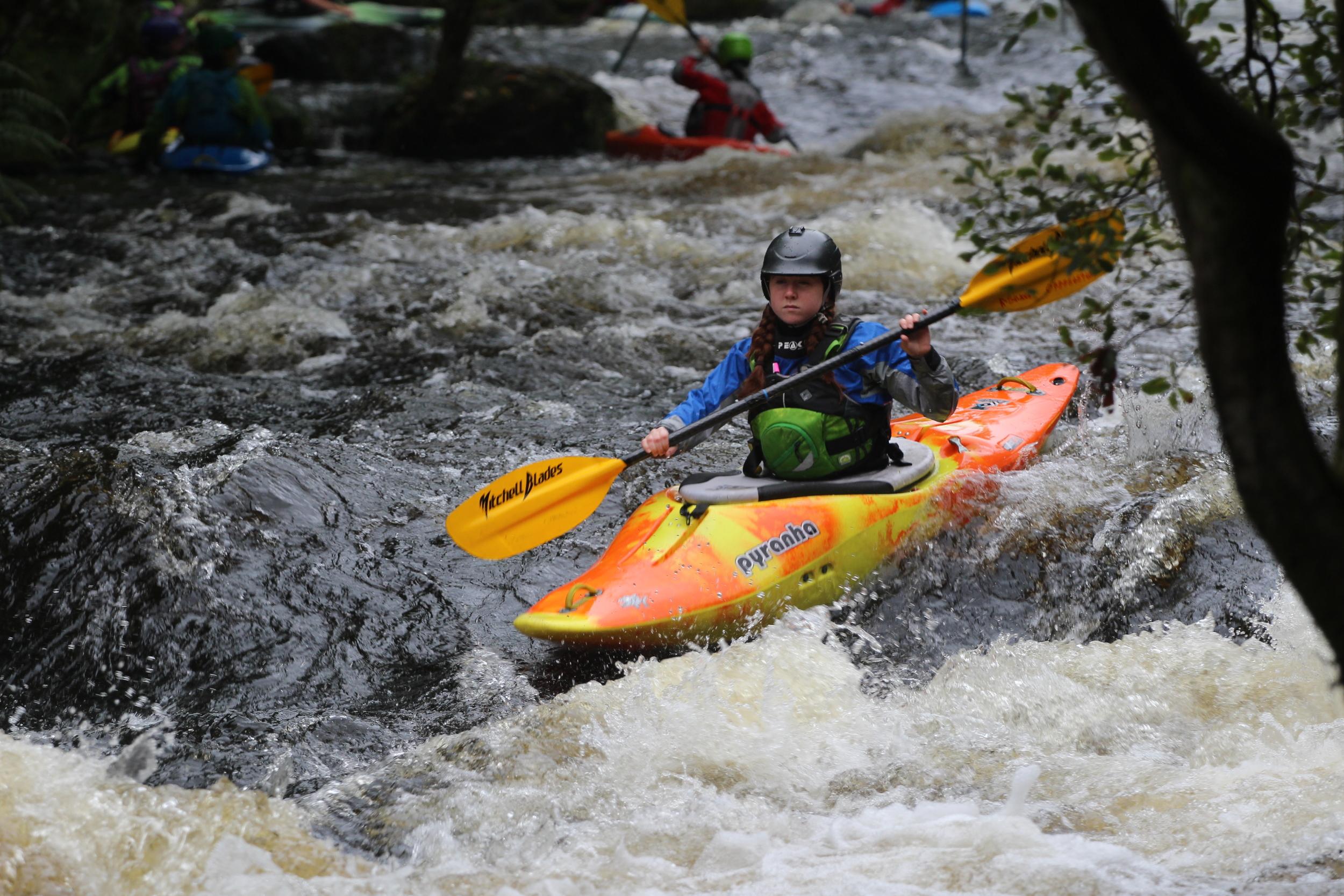 River Skills Coaching