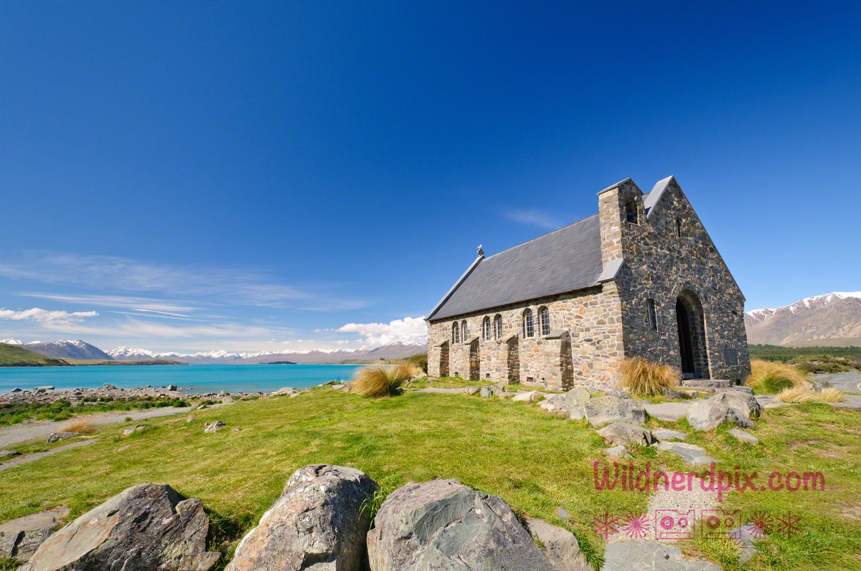 Church of the Good Shepherd inNew Zealand (NZ10-003)
