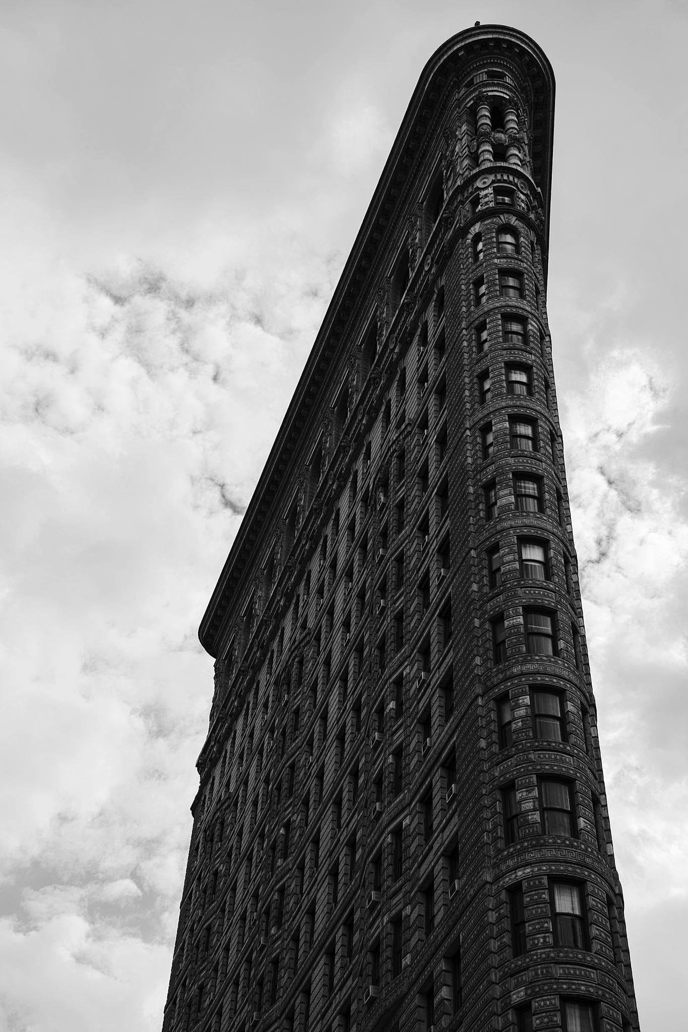 Flatiron Building, July 2014.