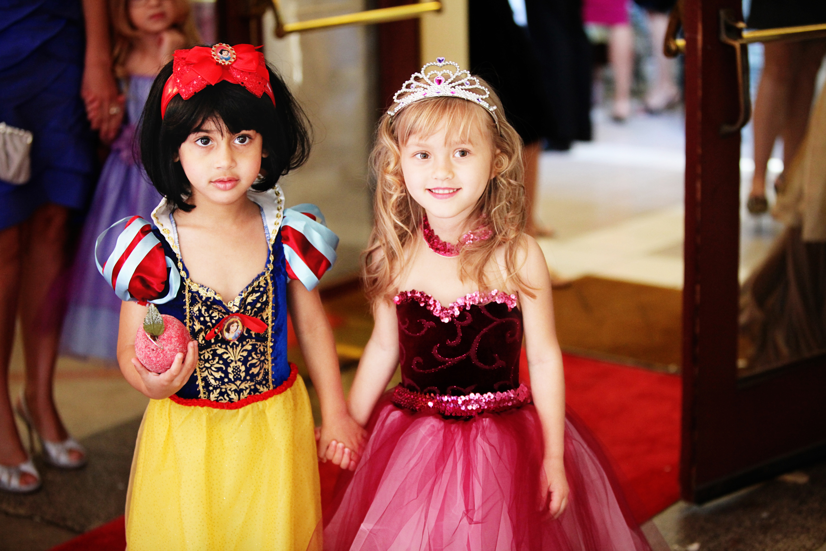 Theatre IV Fairy Tale Ball 2009 Red Carpet.jpg