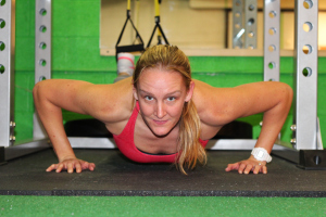 Kelly McQuade, Owner, Zinger Fit