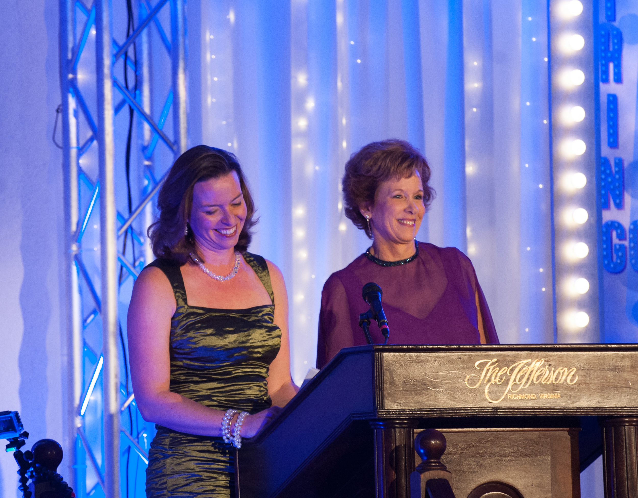 Event Co-Chairs, Anne-Marie Anderson & Laura Lee Chandler